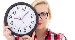 چگونه زمان خود را بهینه کنیم؟